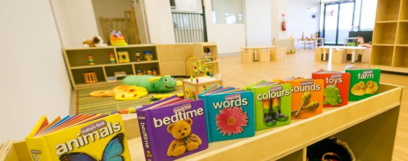 imaginations Preschool Fairfield header
